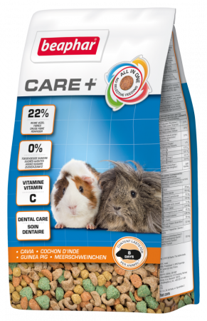 Beaphar Care+ Guinea Pig 250g - karma Super Premium dla świnki morskiej