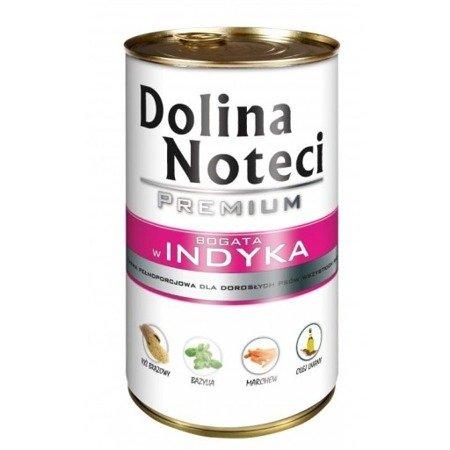 DOLINA NOTECI PREMIUM BOGATA W INDYKA 400 g