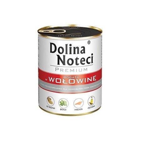 DOLINA NOTECI PREMIUM BOGATA W WOŁOWINĘ 800 g