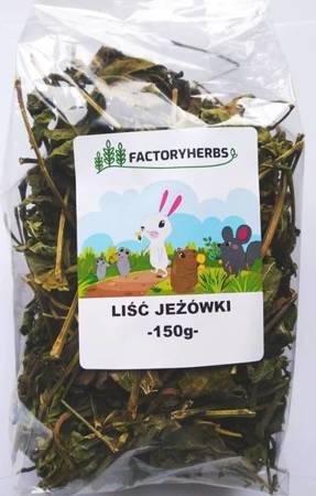 FactoryHerbs Liść jeżówki 150g jeżówka