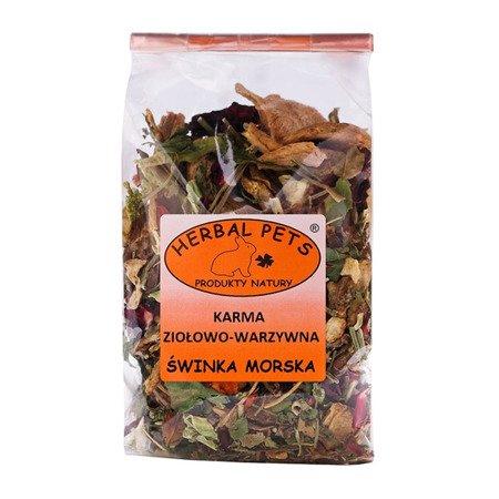 HERBAL Pets Karma ziołowo warzywna Świnka Morska 150 g