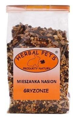 HERBAL Pets Mieszanka nasion 150g dla gryzoni