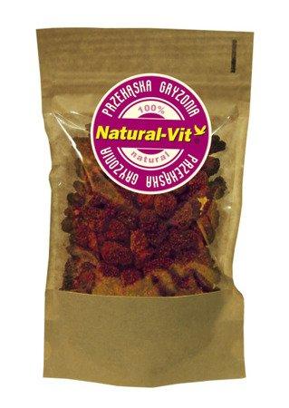 NATURAL-VIT Przekąska Owoc Maliny 40 g