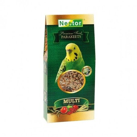 Nestor Pokarm Premium dla małych papug 500 ml (330 g)