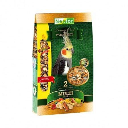 Nestor Pokarm Premium dla średnich papug 1400 ml (800 g)
