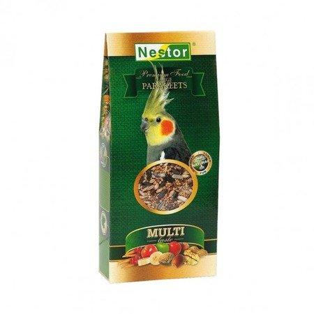 Nestor Pokarm Premium dla średnich papug 500 ml (290 g)
