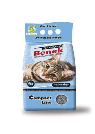 Super Benek COMPACT NATURALNY 5 l