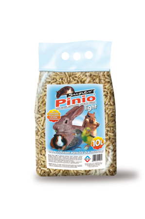Super Pinio PELLET LIGHT 10 l