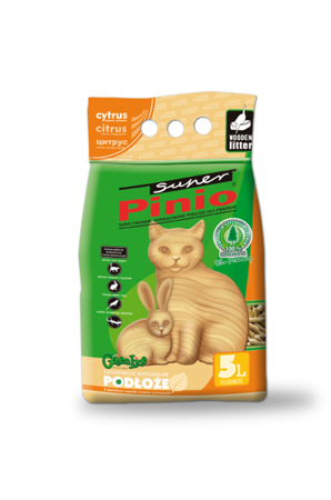 Super Pinio Pellet CYTRUS 5 l