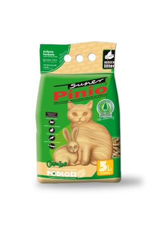 Super Pinio Pellet ZIELONA HERBATA 5 l
