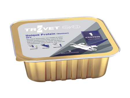 TROVET UPV Unique Protein (Venision) 300g