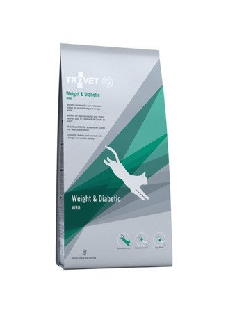 TROVET WRD Weight & Diabetic 3kg kot