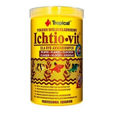 Tropical ICHTIO VIT 250 ml / 50 g