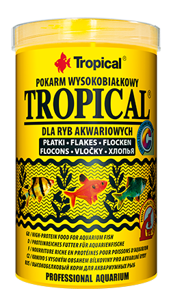 Tropical TROPICAL 250 ml / 50 g