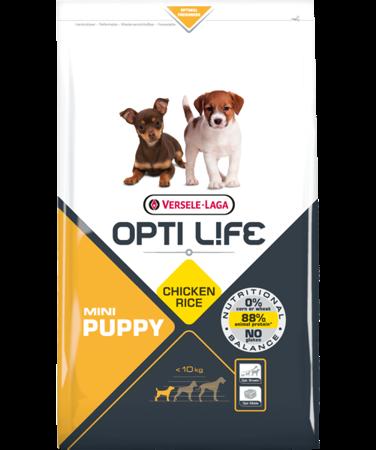 VERSELE-LAGA Opti Life Puppy Mini 1kg - karma dla szczeniąt ras małych i miniaturowych ( drób )