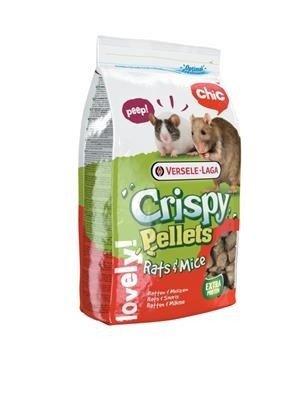 Versele Laga Crispy Pellets - Rats&Mice 1kg - granulat dla szczurów i myszy