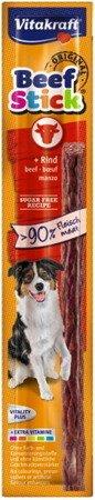 Vitakraft Beef Stick 1 szt WOŁOWINA przysmak dla psa
