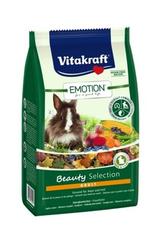 Vitakraft Emotion Beauty Selection karma dla królika 600 g